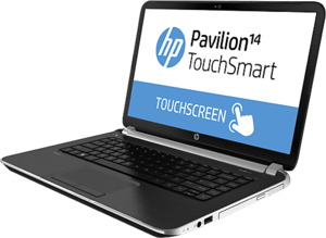 HP Pavilion 14z (2014) Touch Quad Core AMD A4-6210