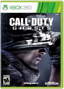 Call of Duty: Ghosts (Xbox 360) - Pre-owned