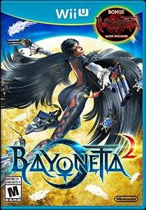 Bayonetta 2 (Wii U) - Pre-owned