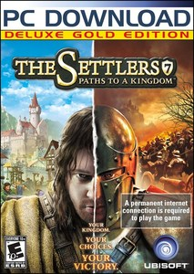 The Settlers 7 Paths to a Kingdom History Edition (PC Download)