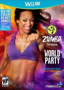 Zumba Fitness: World Party (Wii U)