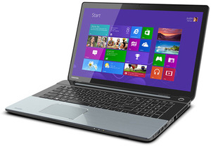 Toshiba Satellite S75DT-A7330 AMD Quad-Core A10-5750M, 12GB RAM, Radeon HD 8650G, HD+ 900p