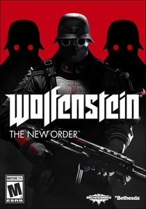 Wolfenstein: The New Order (PC DVD)