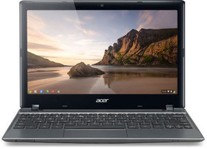Acer C7 Chromebook, Celeron 847, 4GB RAM, 16GB SSD (Refurbished)