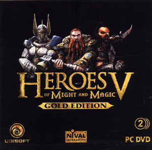 Heroes of Might and Magic V Gold Edition (PC Download)