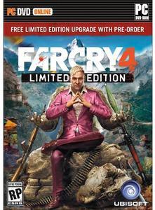 Far Cry 4 (PC DVD)