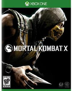 Mortal Kombat X (Xbox One Download) - Gold Required