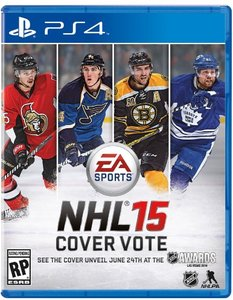 NHL 15 (PS4) - Pre-owned