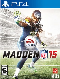 Madden NFL 15 (PS4 - Pre-owned)