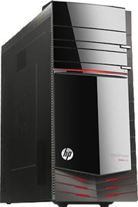 HP ENVY Phoenix 810st, Core i7-4820K, GeForce GTX 745 4GB, 32GB RAM, 3TB HDD