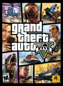 Grand Theft Auto V (PC Download) + 5 Free Games