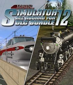 Trainz Simulator 2012 - All Aboard For DLC Bundle