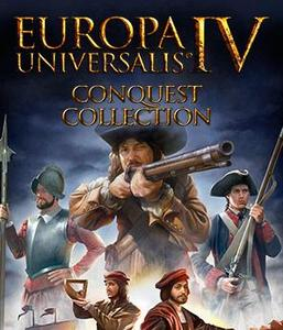 Europa Universalis IV: Conquest Collection (PC Download)