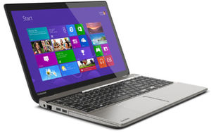 Toshiba Satellite P55T-A5118 Core i7-4500U, 8GB RAM, Full HD 1080p Touch (Refurbished)