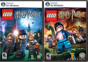 LEGO Harry Potter Complete Pack: Years 1 - 7 (PC Download)