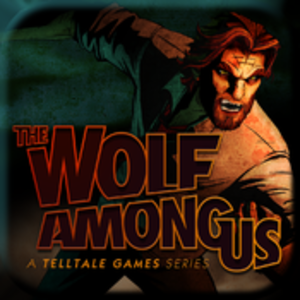 The Wolf Among Us iPhone/iPad App