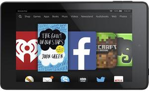 Amazon Fire HD 6-inch 8GB Tablet (Refurbished)