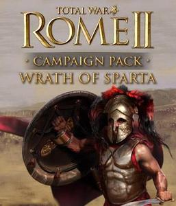 Total War: Rome II -  Wrath of Sparta Campaign Pack (PC DLC)