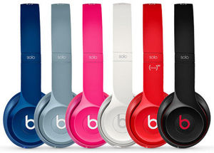 Beats by Dr. Dre Solo 2 Headphones (Refurbished)