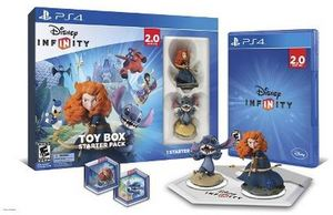 Disney Infinity: Toy Box Starter Pack 2.0 Edition (PS4)