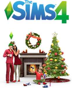 The Sims 4 Holiday Celebration Pack (PC Download)