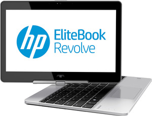 HP EliteBook Revolve 2-in-1 Touch, Core i7-4600, 8GB RAM, 256GB SSD (Refurbished)