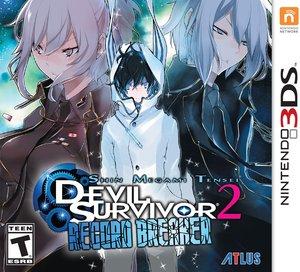 Shin Megami Tensei: Devil Survivor 2 Record Breaker (Nintendo 3DS)