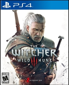 The Witcher III: Wild Hunt (PS4)