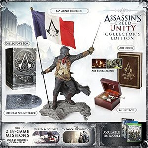 Assassin's Creed Unity - Collectors Edition (PC DVD)