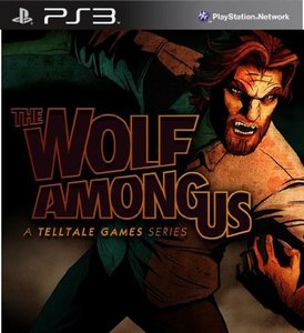 The Wolf Among Us - Episode 1: Faith (PS3 DL)