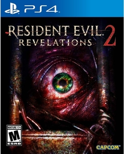 Resident Evil: Revelations 2 (PS4) - Pre-owned