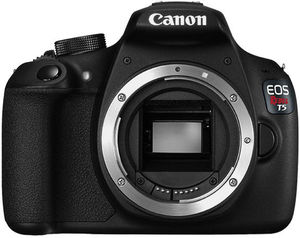 Canon EOS Rebel T5 18MP DSLR Camera (Body Only)