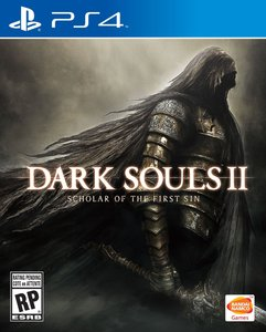 Dark Souls II: Scholar of the First Sin (PS4 Download)