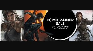 Green Man Gaming Sale: Tomb Raider Titles