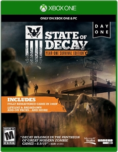 State of Decay: Year One Survival Edition (Xbox One) - Pre-owned