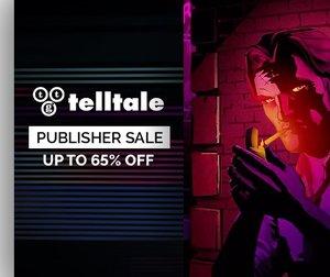 Green Man Gaming Sale: Telltale Games (PC Download)