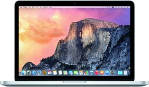 Apple MacBook Pro Retina MF839LL/A Core i5-5257U 2.7Ghz, 8GB RAM, 128GB SSD (Refurbished)
