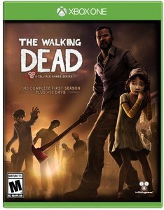 The Walking Dead: Complete First Season (Xbox One)