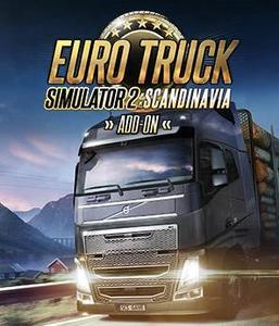 Euro Truck Simulator 2: Scandinavia (PC DLC)