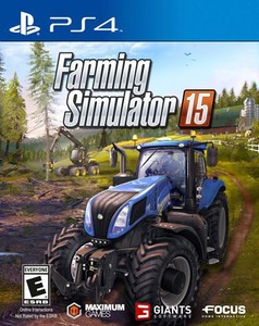 Farming Simulator 15 (PS4 Download) - PS Plus Required