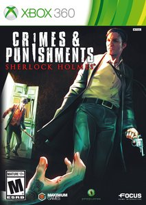 Crimes and Punishments: Sherlock Holmes (Xbox 360) - Pre-owned