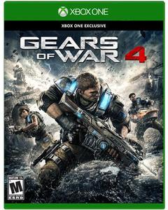Gears of War 4 (Xbox One - Pre-owned)