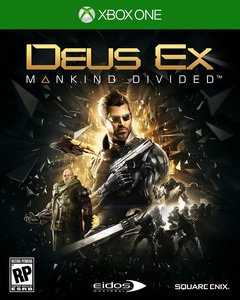 Deus Ex: Mankind Divided (Xbox One Download)