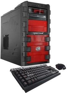 CybertronPC Hyper-2X960 Core i7-4790K, GeForce GTX 960, 16GB RAM, 2TB HDD + 128GB SSD, Blu-ray