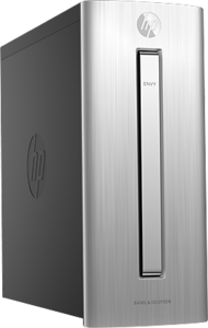 HP Envy 750z AMD A8-8650, 8GB RAM, Windows 10
