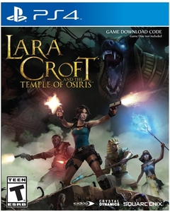 Lara Croft and The Temple of Osiris (PS4 Download)