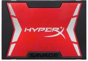 "Kingston HyperX Savage SSD 2.5"" 120GB SHSS37A/120G"
