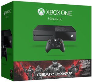 Xbox One Gears of War: Ultimate Edition Bundle + Extra Copy for Co-Op + Free Game