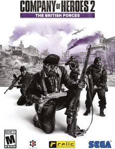 Company of Heroes 2 - The British Forces (PC Download)
