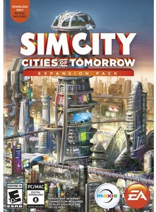 SimCity: Cities of Tomorrow (PC DVD)